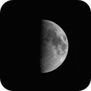 My first go at a moon collage,                                Astrobagel