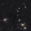 Markarian's Chain and Galaxies Galore in the Virgo Cluster,                                Jarrett Trezzo