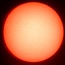 Solar prominence 02.08.2020,                                Sergei Sankov