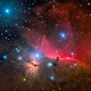 Horsehead Nebula - Deep Sky West Remote Observatory,                                Deep Sky West (Ll...