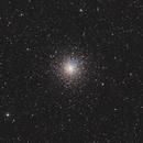 M10 - Globular Cluster,                                Bernhard Zimmermann