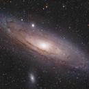 M31 in 2020,                                Benjamin Olry