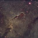 Elephant Trunk Nebula- IC 1396,                                Jeff Schafer