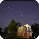 Perth Observatory Forest Light Painting,                                Roger Groom
