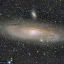 M31 - Andromeda Galaxy,                                Emanuele Todini
