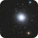 M13 (First light with new scope),                                Xplode