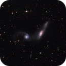 Galactic Rendez-vous : NGC 2992 and NGC 2993,                                Bogdan Borz