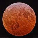 Super Blood Wolf Moon Eclips Jan 2019,                                  Bradley Craig