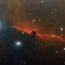 Horse Head Nebula,                                Jason Furman