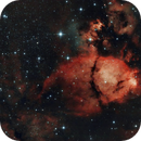The Fishhead Nebula (NGC 896),                                Marcel Nowaczyk