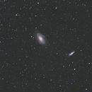 M81 - M82 Galaxies (Bodes Nebula),                                  Edward Overstreet