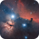 Horsehead and Flame Nebulae,                                Dan Gallo