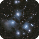 Details of Pleiades,                                Jon Rista