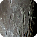 2020.9.3 - 122-panel mosaic of Moon in color,                                周志伟