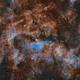 NGC 6914 - Hubble Palette,                                Chuck's Astrophot...