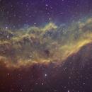 NGC 1499 California Nebula HST,                                Stan Westmoreland