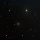 M86 - Virgo Galaxy Cluster,                                John Berman