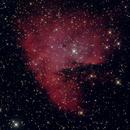 NGC281 Pacman Nebula,                                Mark Eby