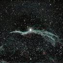 Western Veil Nebula - NGC6960,                                PROMETHEUS