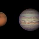 Mars, Jupiter, Saturn,                                  Gabriel Cardona