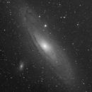 The Andromeda Galaxy,                                Joe