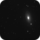 M63 - The Sunflower Galaxy - Luminance,                    Steve Colwill