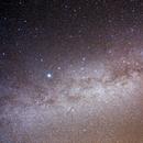 Milky Way with Sirius, Rigel and M42,                                Chris Ryan