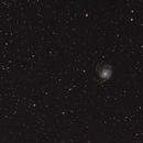 M101,                                Greg Rodriguez
