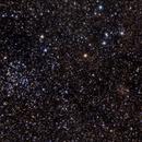 NGC 5823 accompanied by a small nebula plus a planetary nebula,                                Claudio Tenreiro