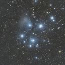 The Pleiades,                                Ryan Betts