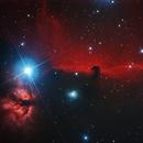 B33 Horsehead Nebula,                                  Impact011