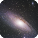 M31 (Galaxie Andromède) 2018-09-29 - Andromède,                                  Patrick ROGER