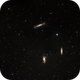 Leo Triplet - Got Bored waiting for clearer skies,                                Paddy Gilliland
