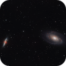 The Galaxy Duo M81 / M82,                                Frank Rogin