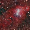 NGC 2264,                                  GALASSIA 60