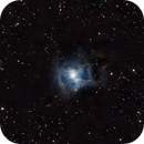Iris Nebula (NGC 7023),                                patpolk