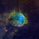 NGC 3324 - Gabriela Mistral Nebula,                                Wayne Stronach