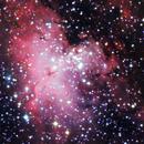 Eagle Nebula,                                Israel Barbosa de Brito