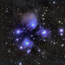 Pleiades LRVB,                                Arnedo Kévin