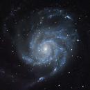 M101 RGB,                                Michael Taube