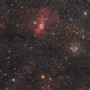 NGC 7635 Bubble nebula,                                Ivan Bosnar