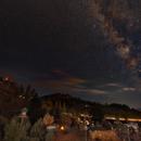 Milky Way over Osoyoos,                                Dean Carr