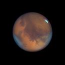 Mars Near opposition - 11 October 2020,                                Russell S