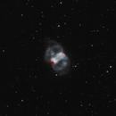 M76 The Little Dumbbell Nebula,                                Bogdan Borz