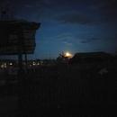 Moon rising,                                  Silkanni Forrer
