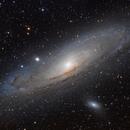 Andromeda (M31),                                Renae Gage