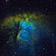 NGC281 Pacman Nebula,                                Albert  Christensen