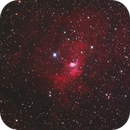 NGC 7635 The Bubble Nebula,                                Pierre Tremblay