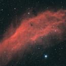 NGC 1499 California Nebula,                                Arvid Emtegren
