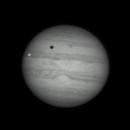 Jupiter Impact event 2016,                                bubblewed
